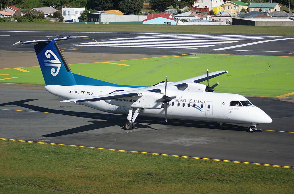 Air New Zealand and Sounds Air Push NZ's Climate Change Commission To Introduce More Emissions Cuts, Next Generation Aircraft To Be Available From 2035 Onwards