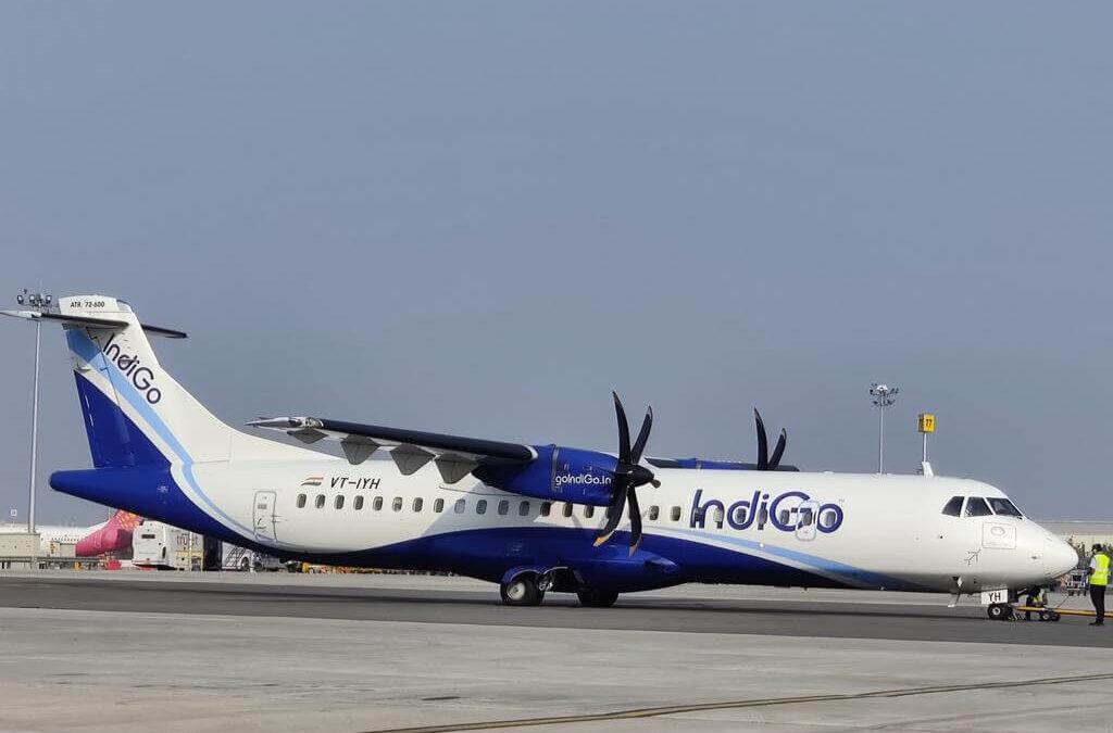 India's Indigo Begins New Flight Routes Connecting Mysuru And Chennai