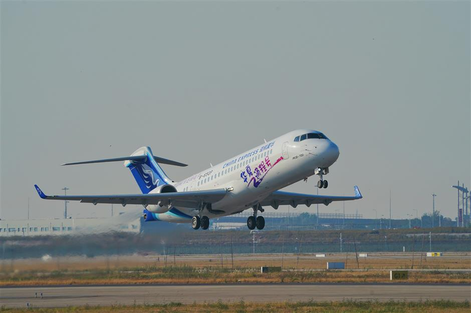 China Express Profits By Focusing On Underserved Domestic Routes
