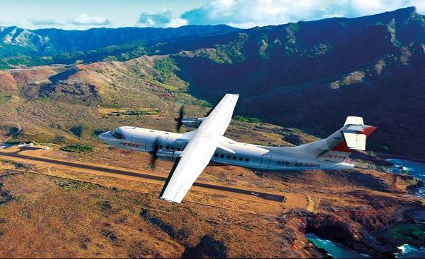 ATR Pushes 42-600S New Model In Japanese Market