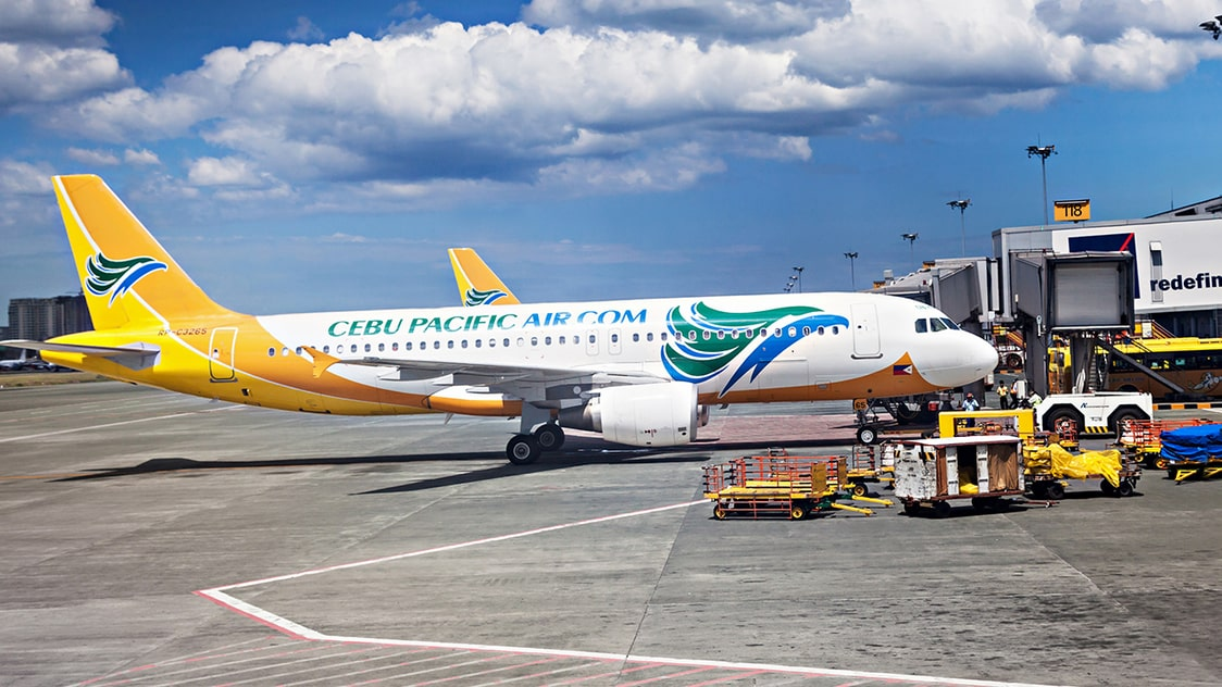Air Passenger Traffic In Philippines Sees Massive Dip During Pandemic