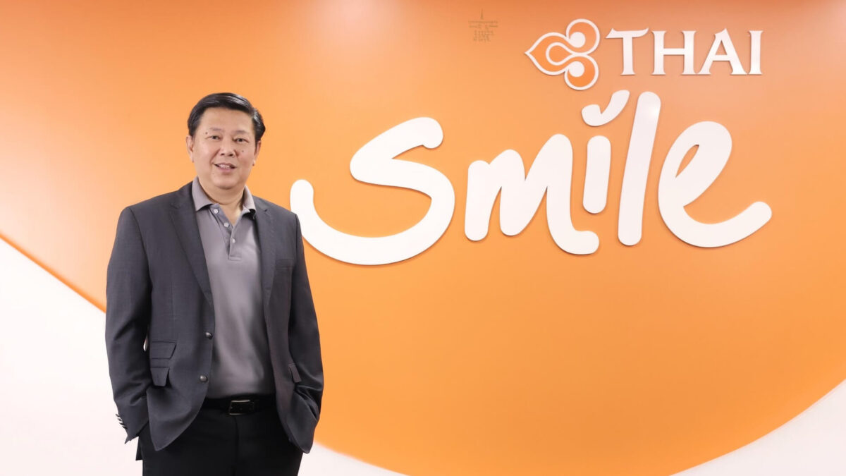 EXCLUSIVE: Thai Smile's Acting CEO Viset Sontichai Sheds Light On The Airline's Existence, Now And In The Future