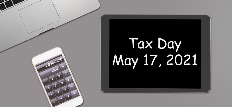 Tax Day 17