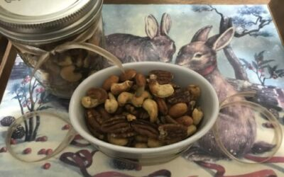 Sweet & Salty Mixed Nuts