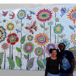 architectural mosaics co-creating mosaic art community art community mosaic glass mosaic glass mosaic mural mural art school art mosaic urban mosaic art youth mosaics  Hogan Middle School Mosaic Mural Completed!! hogan_me_andre_8x12-copy-150x150