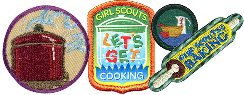 Cooking Canvas Girl Scout Cooking 3