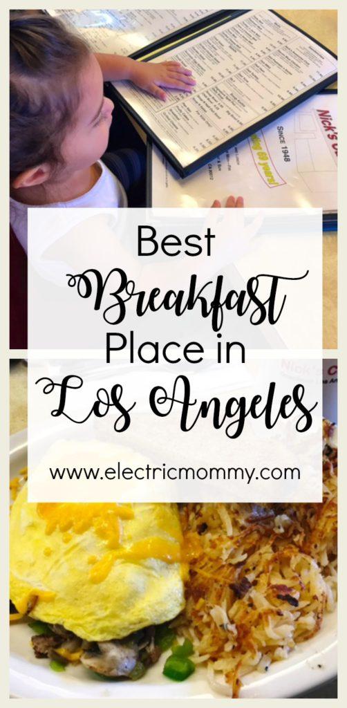 Best Breakfast Place in Los Angeles, Best Restaurants in LA, Top Breakfast Spot in LA, Places to Eat in Los Angeles