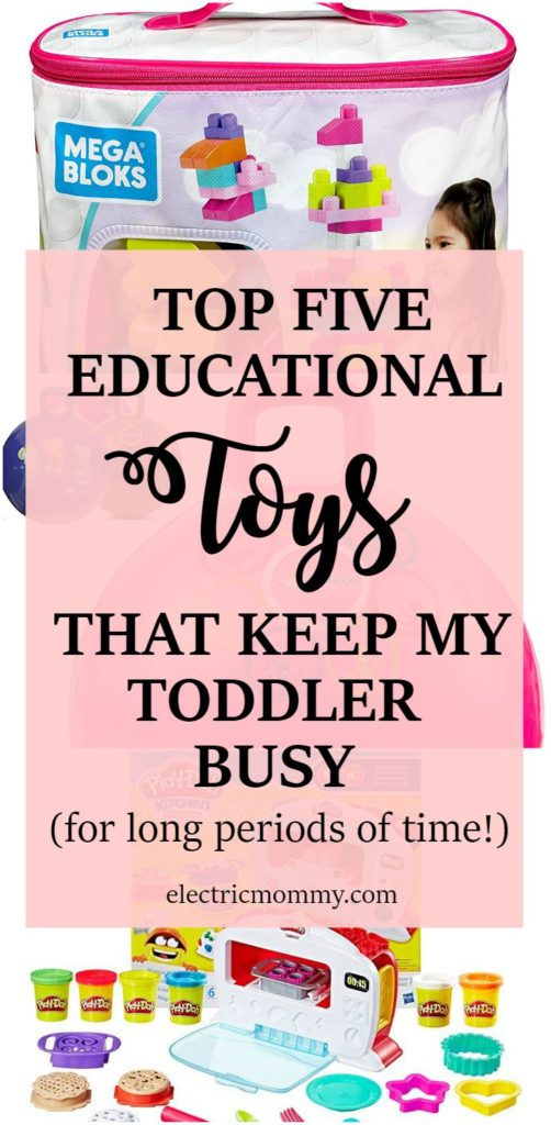 Top Five Educational Toys That Keep My Toddler Busy, Kid Activities, Toddler Activities, Toys for 3 Year Olds, Toddler Gift Ideas