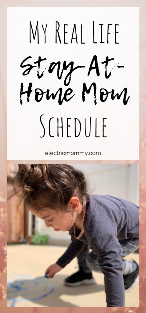 Have you ever been curious about how other SAHM's manage their day? Well, I have and that's why I decided to share with you our routine. | Becoming a Stay at Home Mom | Advice for Stay at Home Moms | Stay at Home Mom Routine #stayathomemom #sahm #motherhood #momlife #momminainteasy