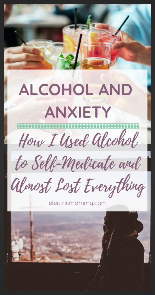 Have you ever felt like you were drinking to escape something? I'm sharing my story about how I used alcohol to cope with my anxiety and how I almost lost everything. Alcohol and Anxiety – Acute Anxiety Disorder – Panic Attacks #mentalhealth #anxiety #addiction #recovery