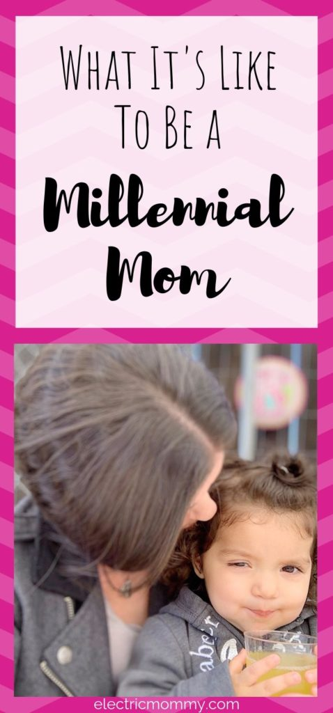 Raising a child in today's world is no easy task. We are faced with a ton of new challenges that our parents' generation never faced.   Parenting Today   Motherhood   Mom Life   Characteristics of a Millennial Mom   Raising Kids Today   Mom Articles   Parenting Articles #millennialmom #motherhood #momlife #momarticles #sahm