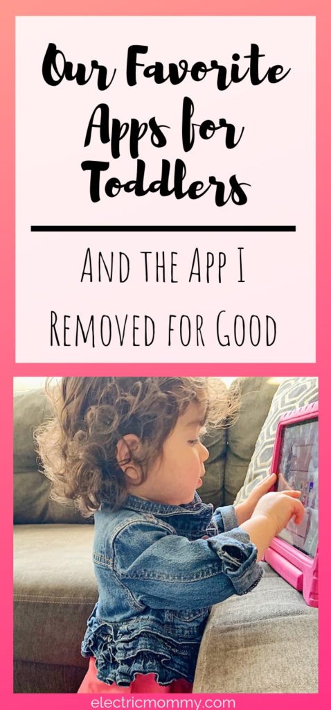 Managing screen time in this house is tough. That's why I make sure that there are only apps that I approve of. (Read more to find out the app I removed for good!) | Screen Time for Kids | Best Educational Apps for Kids | Screen Time for Toddlers | Screen Time for Babies | Best Educational Apps for Toddlers | Best Educational Apps for Preschoolers | Screen Time Rules #screentime #bestappsforkids #bestappsfortoddlers #besteducationalapps #momlife #sahm #momproblems #screentimerules