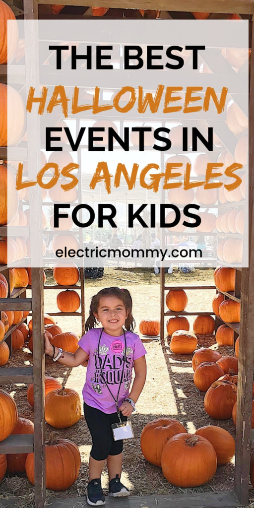 One thing I love about LA is the endless amount of activities there are! We love Halloween so I put together a bunch of fun Halloween events going on in LA that are perfect for the whole family. | Events for Halloween in Los Angeles | Free Halloween Events in LA | Best Halloween Events in Los Angeles for Kids | Children's Halloween Events | Halloween Events for Kids #halloween #thingstodoinlawithkids #trickortreat #halloweenevents #halloweeninla #halloweeninlosangeles #halloweenfun