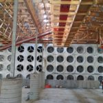 Munters Exhaust Fans-Layer Barn