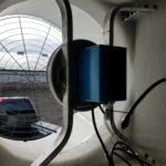 Inside View of Munters Drive Fan