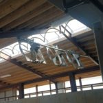 Munters AX Panel Fans with Munters Drive