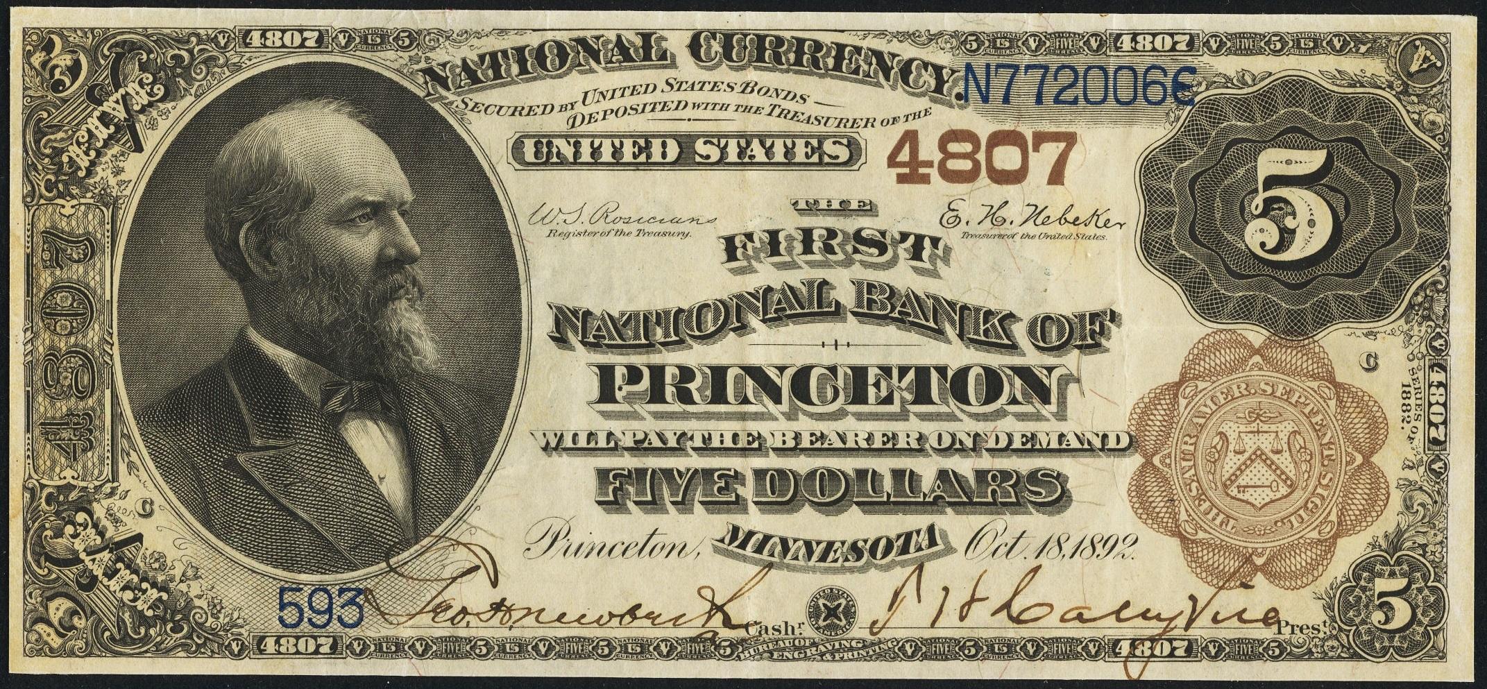 Princeton 4807 593C
