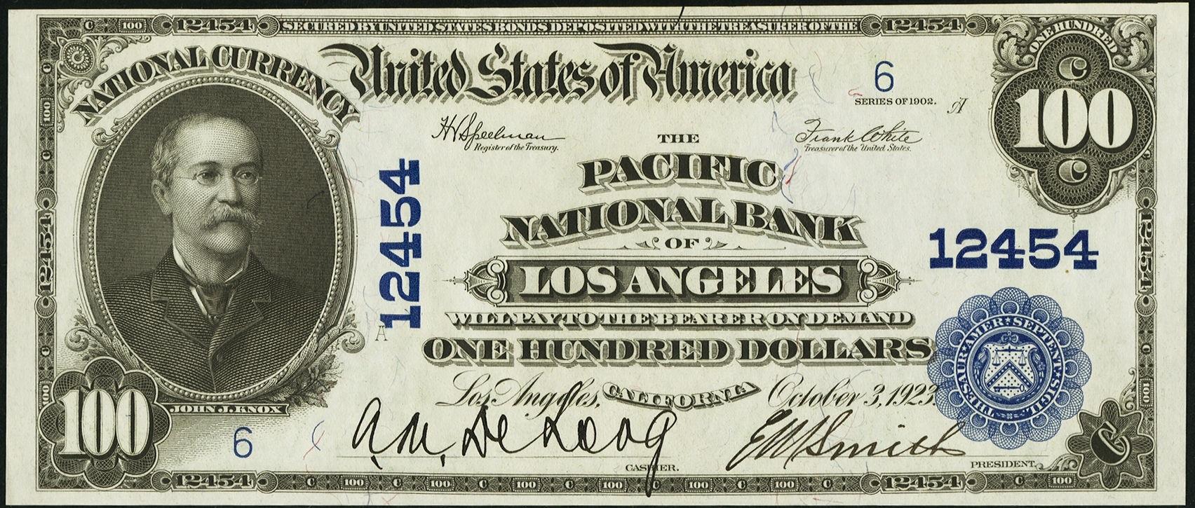 $100 1902
