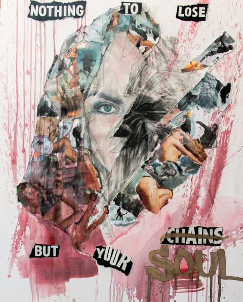 These shards of you (and me) Jonny Burt Tuck Magazine