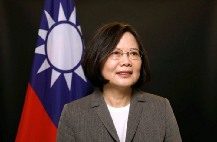 A year in office, Taiwan's Tsai seeks Beijing's goodwill to help curb anti-China sentiment