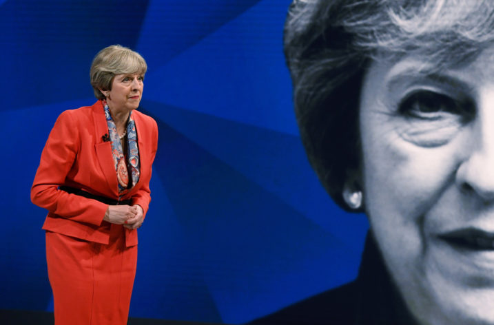 From landslide to upset defeat – scenarios for May's election