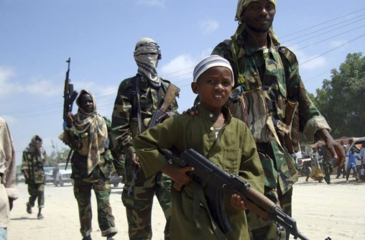 Recruiting youth and child soldiers – from Africa to Manchester