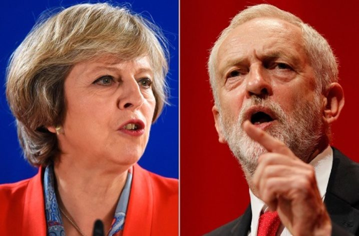 Mrs May vs Mr Corbyn: A Question of Honour