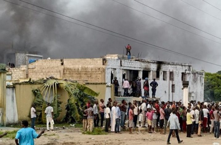 Rebel leader escapes in DRC prison raid
