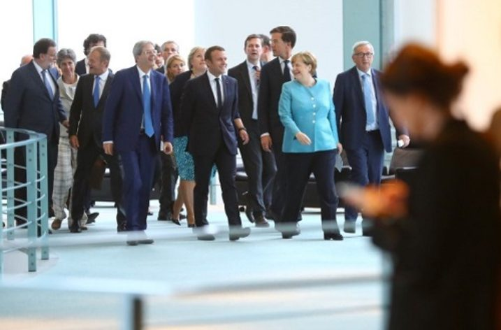 Protests, policy rows, volatile leaders – welcome to the Hamburg G20 summit