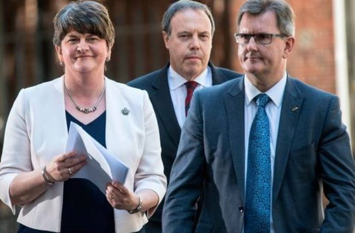 Meet the DUP – the monstrous allies of Theresa May