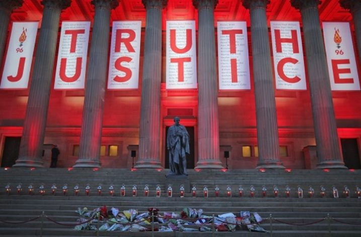 Justice for families of the Hillsborough disaster