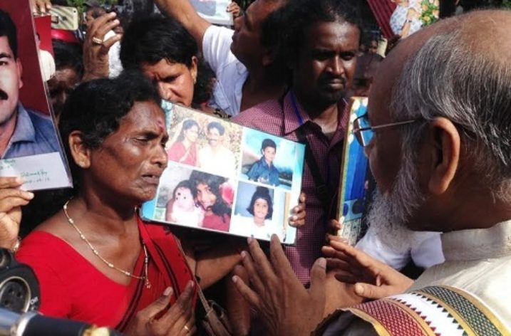 Are the TNA taking Tamils for a ride?