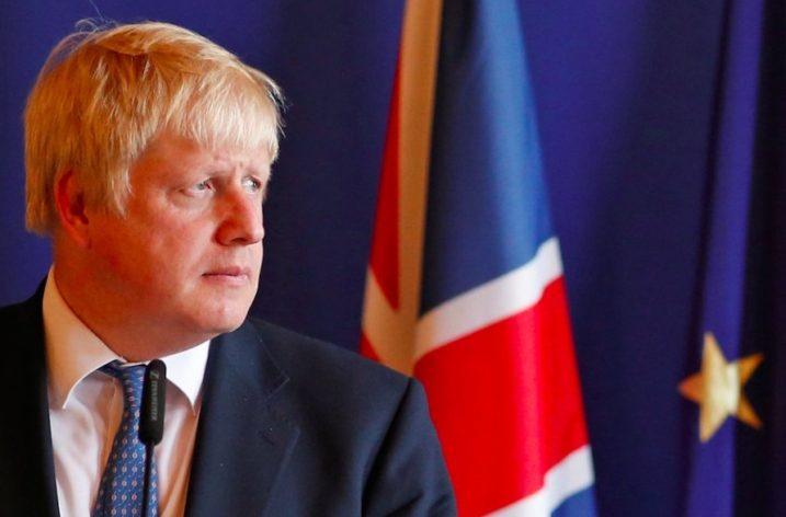 Boris being Boris about Brexit