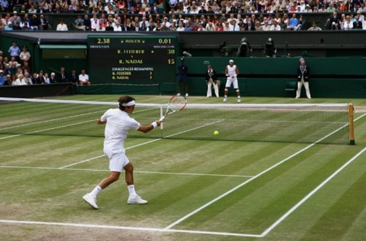The road less travelled at Wimbledon
