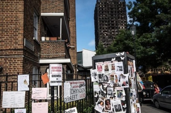 Public heckle new Council leader following Grenfell Tower fire