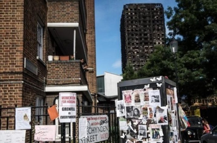 For Grenfell Tower survivors, the ongoing aftermath
