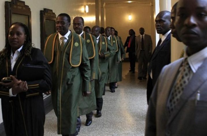 Why justice in Africa is slow and unfair