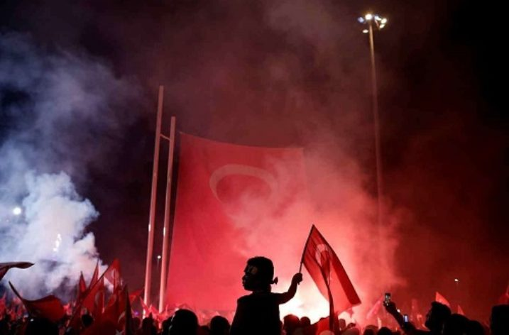 15 July, 2016: When the righteous saved democracy in Turkey