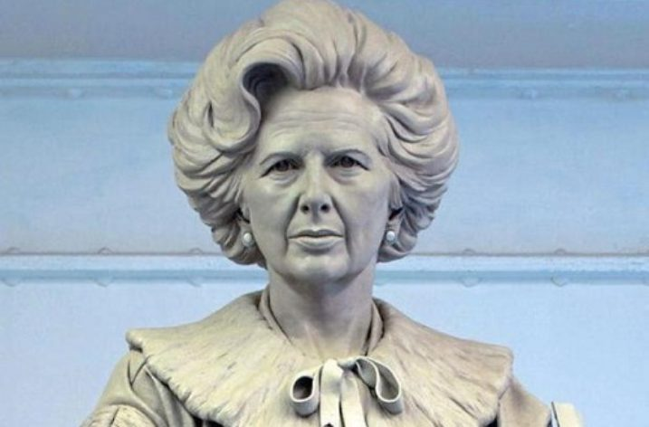 Thatcher Statue: Tell it to the Miners