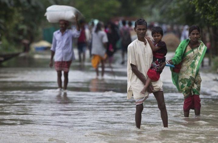 Floods unite Faiths
