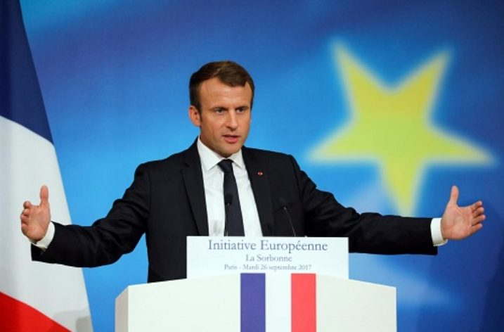 Emmanuel Macron – France's new Sun King?