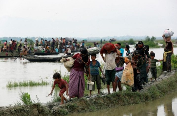 Rohingyas in India?