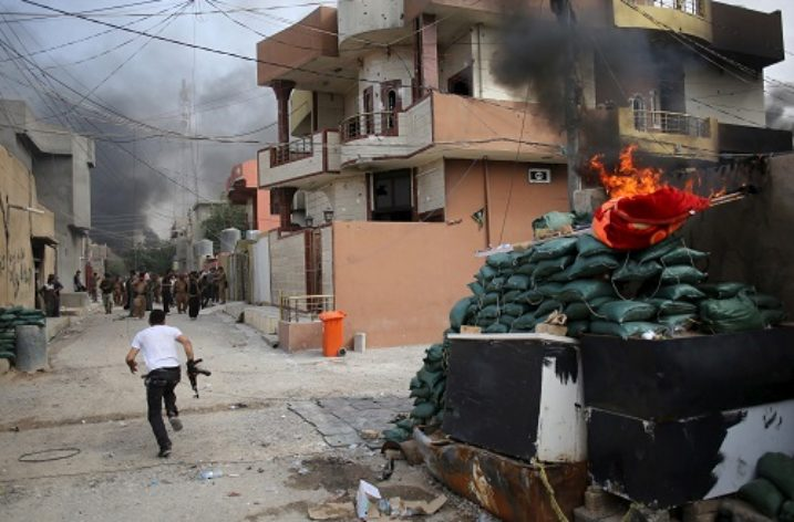 Kurdish homes targeted in wave of attacks by Iraqi govt-backed militias