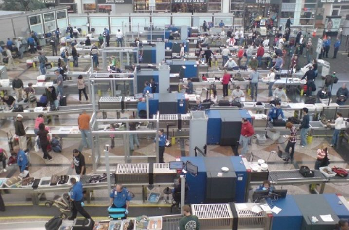 Novel US Airport Security Modifications