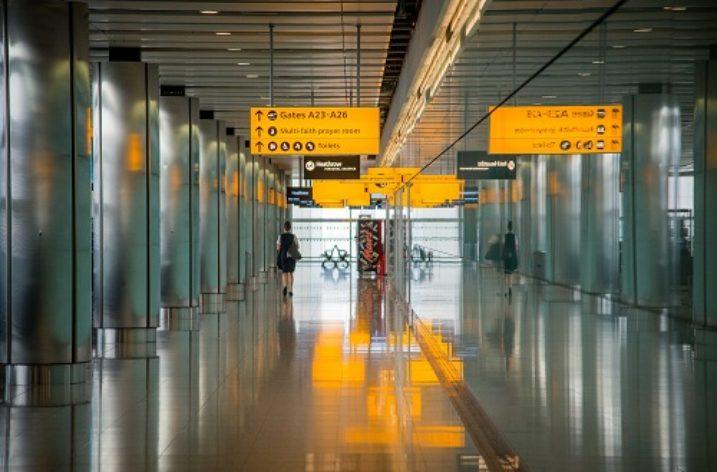 Heathrow Airport's Major Security Lapse