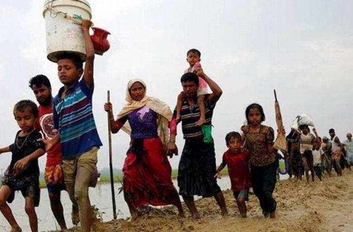 The Forgotten Refugees Of Myanmar