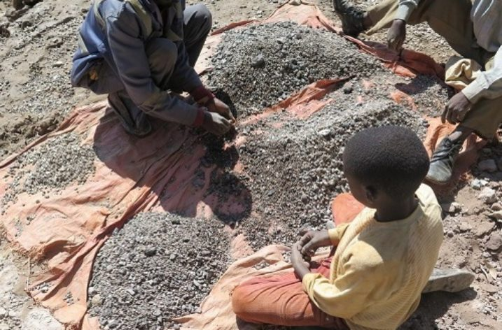 Industry Giants Fail To Tackle Child Labour Allegations In Cobalt Battery Supply Chains