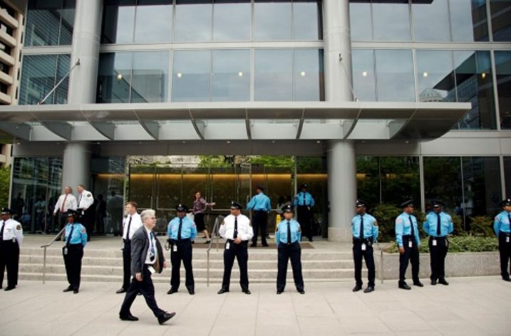 Inside The Private Security Industry