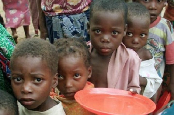 Number of people suffering from chronic undernourishment in sub-Saharan Africa increases
