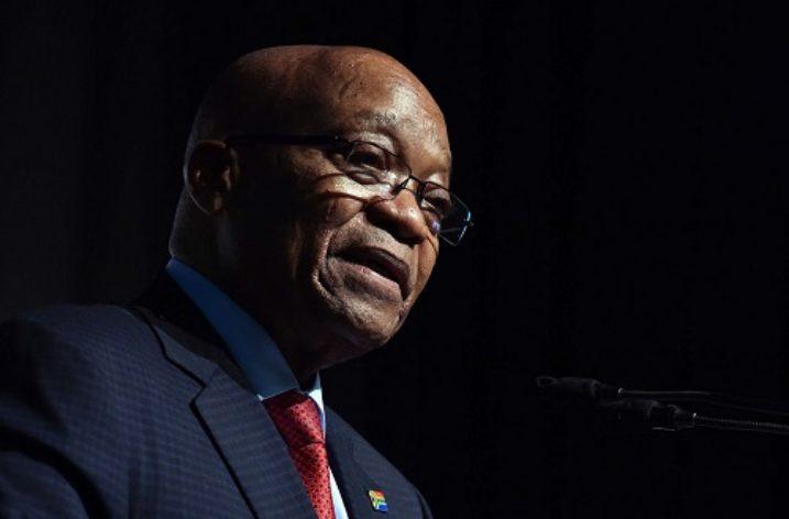 18 carats of President Zuma